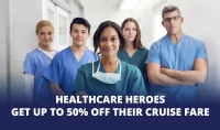 Healthcare heroes discount with MSC Cruises